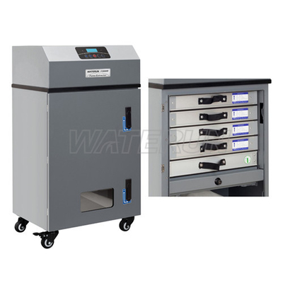 330W 1.4M Digital Hepa Industrial Fume Extraction Systems For Laser Engraving