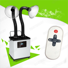 Low Noise beauty Fume Smoke Absorber and Filter System for beauty Industry